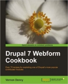 Book Drupal 7 Webform Cookbook free