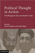 Book Political Thought in Action: The Bhagavad Gita and Modern India free