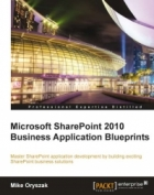 Book Microsoft SharePoint 2010 Business Application Blueprints free