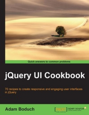 Download jQuery UI Cookbook free book as pdf format