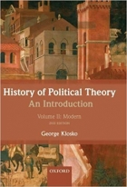 Book History of Political Theory: An Introduction: Volume II: Modern free