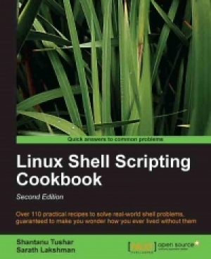 Download Linux Shell Scripting Cookbook, 2nd Edition free book as pdf format