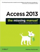 Book Access 2013: The Missing Manual free