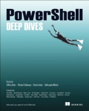Download PowerShell Deep Dives free book as pdf format