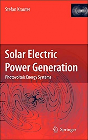 Download Solar Electric Power Generation - Photovoltaic Energy Systems free book as pdf format