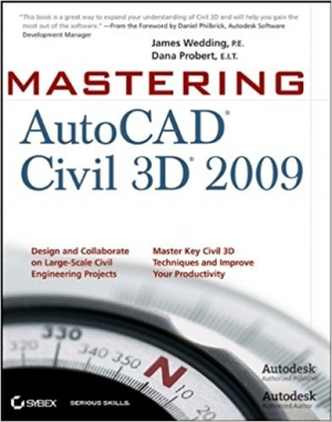 Download Mastering AutoCAD Civil 3D 2009 free book as pdf format