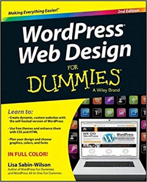 Download WordPress Web Design For Dummies free book as pdf format