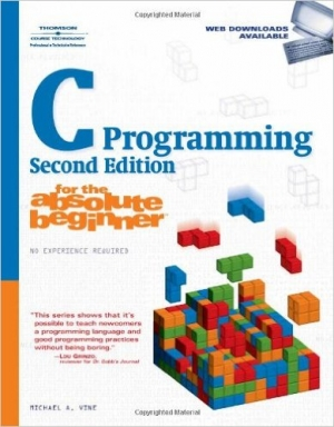 Download C Programming for the Absolute Beginner, 2nd Edition free book as pdf format