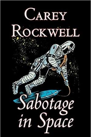 Download Sabotage in Space free book as epub format