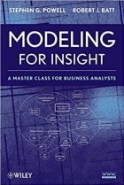 Book Modeling for Insight: A Master Class for Business Analysts free