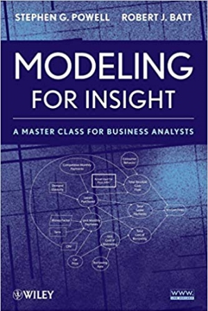 Download Modeling for Insight: A Master Class for Business Analysts free book as pdf format