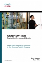 Book CCNP SWITCH Portable Command Guide free