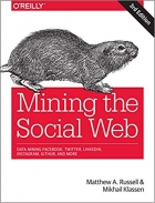 Book Mining the Social Web, 3rd Edition free