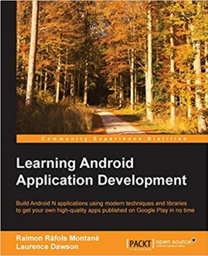 Download Learning Android Application Development free book as pdf format