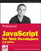 Book Professional JavaScript for Web Developers free