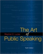 Book The Art of Public Speaking, 10th Edition free