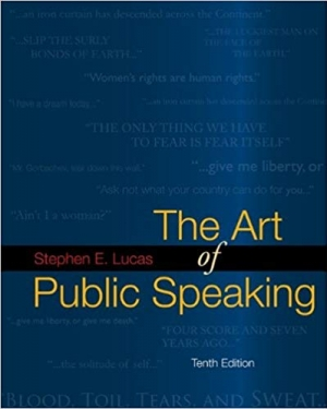 Download The Art of Public Speaking, 10th Edition free book as pdf format