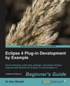 Book Eclipse 4 Plug-in Development by Example Beginner's Guide free