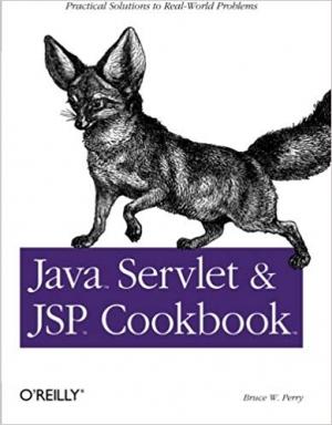 Download Java Servlet & JSP Cookbook free book as pdf format