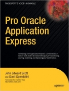 Book Pro Oracle Application Express free