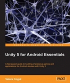 Book Unity 5 for Android Essentials free