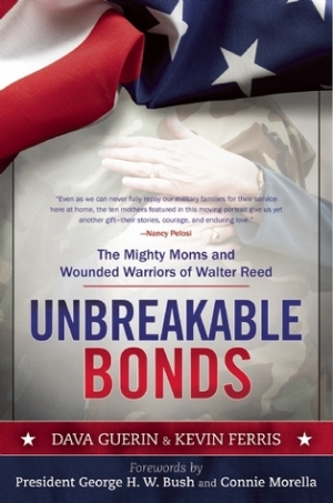 Download Unbreakable Bonds: The Mighty Moms and Wounded Warriors of Walter Reed free book as epub format