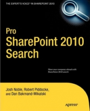 Download Pro SharePoint 2010 Search free book as pdf format
