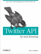 Book Twitter API: Up and Running free