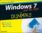 Book Windows 7 Just the Steps For Dummies free