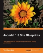Book Joomla! 1.5 Site Blueprints free