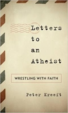 Book Letters to an Atheist Wrestling with Faith free