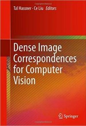 Download Dense Image Correspondences for Computer Vision free book as pdf format