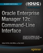 Book Oracle Enterprise Manager 12c Command-Line Interface free