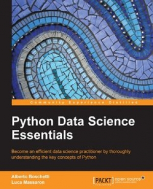 Download Python Data Science Essentials free book as pdf format