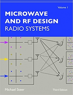 Download Microwave and RF Design, Volume 1 : Radio Systems, Third Edition free book as pdf format