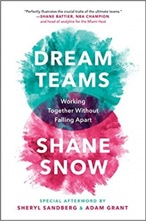 Download Dream Teams: Working Together Without Falling Apart free book as epub format