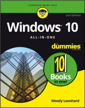 Download Windows 10 All-In-One For Dummies, 2nd Edition free book as pdf format