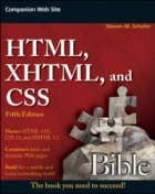 HTML, XHTML, and CSS Bible, 5th Edition