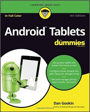Download Android Tablets For Dummies, 4th Edition free book as pdf format