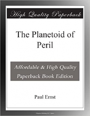 Download The Planetoid of Peril free book as epub format
