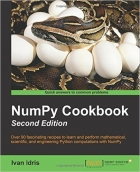 Book NumPy Cookbook, Second Edition free