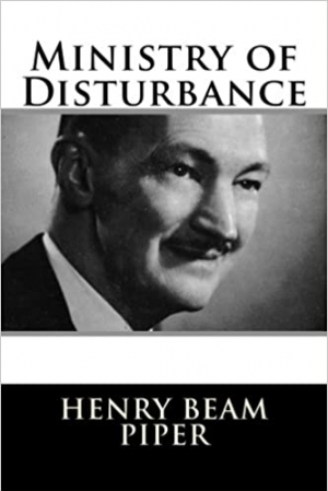 Download Ministry of Disturbance free book as epub format