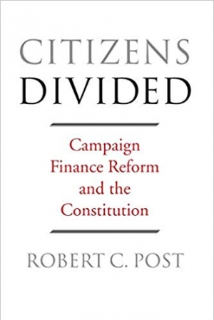 Download Citizens Divided: Campaign Finance Reform and the Constitution free book as pdf format
