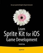 Book Learn Sprite Kit for iOS Game Development free