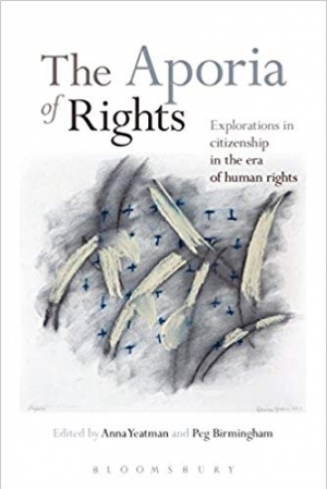 Download The Aporia of Rights: Explorations in citizenship in the era of human rights free book as pdf format