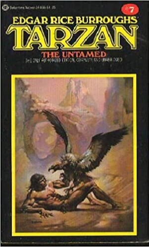 Download Tarzan the Untamed free book as epub format
