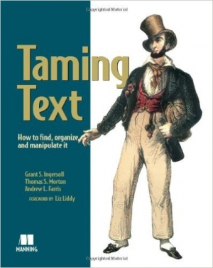 Download Taming Text free book as pdf format