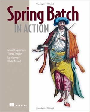 Download Spring Batch in Action free book as pdf format