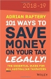 Book 101 Ways To Save Money on Your Tax - Legally! 2018-2019 free