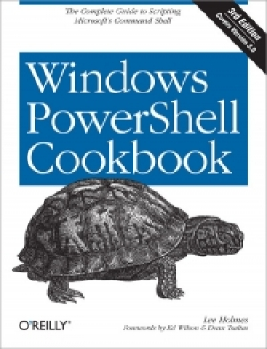 Download Windows PowerShell Cookbook, 3rd Edition free book as pdf format